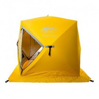 Палатка Tramp IceFisher3 Thermo (желтый) - купить (заказать), узнать цену - Охотничий супермаркет Стрелец г. Екатеринбург