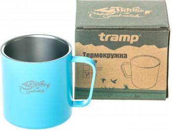 Термокружка Tramp  TRC-098 (синий, 375мл) - купить (заказать), узнать цену - Охотничий супермаркет Стрелец г. Екатеринбург
