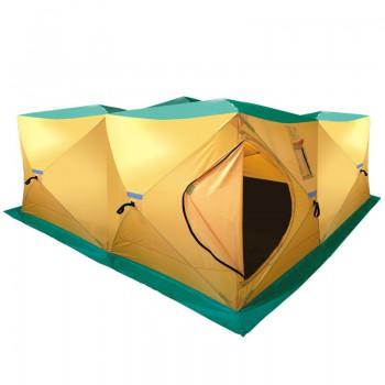 Палатка/баня Tramp HOT CUBE 360 (желтый) - купить (заказать), узнать цену - Охотничий супермаркет Стрелец г. Екатеринбург