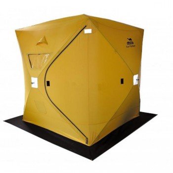 Палатка Tramp TRT-109 IceFisher 2 желтая - купить (заказать), узнать цену - Охотничий супермаркет Стрелец г. Екатеринбург