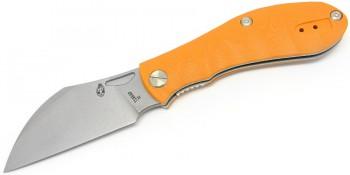 Нож складной Mr. Blade Brutalica Tsarap D2 steel (orange handle) - купить (заказать), узнать цену - Охотничий супермаркет Стрелец г. Екатеринбург
