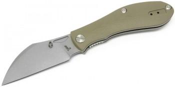 Нож складной Mr. Blade Brutalica Tsarap D2 steel (tan handle) - купить (заказать), узнать цену - Охотничий супермаркет Стрелец г. Екатеринбург