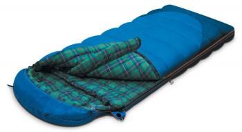 Мешок спальный Alexika Tundra Plus синий левый - купить (заказать), узнать цену - Охотничий супермаркет Стрелец г. Екатеринбург