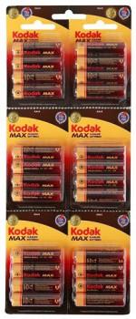 Э/п Kodak MAX LR6/316 BL24(6x4BL) - купить (заказать), узнать цену - Охотничий супермаркет Стрелец г. Екатеринбург