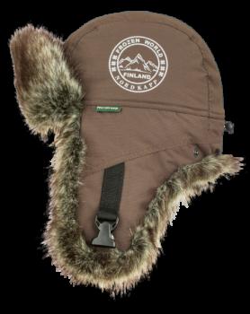 Шапка-ушанка NordKapp Badger MX Brown арт.: 526 Цвет: коричневый - купить (заказать), узнать цену - Охотничий супермаркет Стрелец г. Екатеринбург