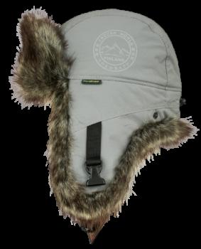 Шапка-ушанка NordKapp Badger MX Light Grey арт.: 527 Цвет: светло-серый - купить (заказать), узнать цену - Охотничий супермаркет Стрелец г. Екатеринбург