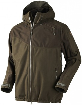 Куртка Harkila Vector Jacket Hunting Green/Shadow Brown - купить (заказать), узнать цену - Охотничий супермаркет Стрелец г. Екатеринбург