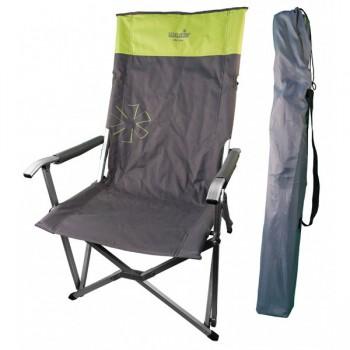Кресло складное Norfin VAASA NF Alu - купить (заказать), узнать цену - Охотничий супермаркет Стрелец г. Екатеринбург