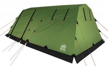 Палатка Alexika Vega 5 зеленая - купить (заказать), узнать цену - Охотничий супермаркет Стрелец г. Екатеринбург