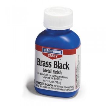 Средство для воронения по меди, латуни, бронзе Birchwood Brass Black 90мл - купить (заказать), узнать цену - Охотничий супермаркет Стрелец г. Екатеринбург