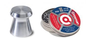 Пуля Crosman Wadcutter к.4,5мм 7,4гр 500 шт - купить (заказать), узнать цену - Охотничий супермаркет Стрелец г. Екатеринбург