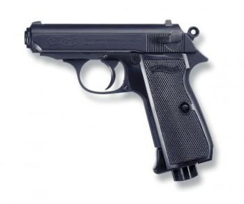 Пистолет пневматический Walther PPK/S (чёрный с чёрной рукояткой) - купить (заказать), узнать цену - Охотничий супермаркет Стрелец г. Екатеринбург