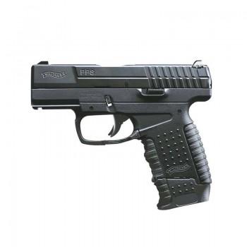 Пистолет пневматический Walther PPS, сплав, черный, Blowback - купить (заказать), узнать цену - Охотничий супермаркет Стрелец г. Екатеринбург