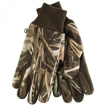 Перчатки Seeland Wetland Softshell Gloves Realtree® Max-4 - купить (заказать), узнать цену - Охотничий супермаркет Стрелец г. Екатеринбург