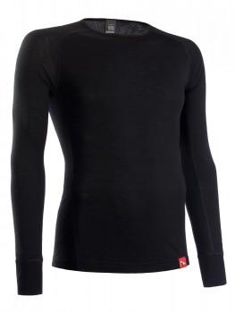 Футболка Bask Merino Wool MJ черный фижди - купить (заказать), узнать цену - Охотничий супермаркет Стрелец г. Екатеринбург