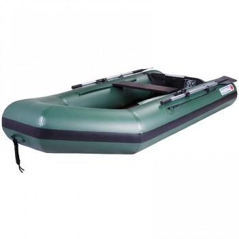 Лодка надувная YUKONA 280 TLK + пайол + транец зеленая (н) - купить (заказать), узнать цену - Охотничий супермаркет Стрелец г. Екатеринбург
