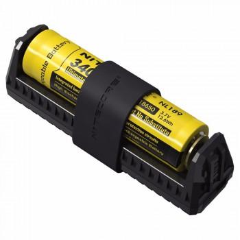 Зарядное устройство Nitecore F1 18650/16340 POWERBANK Intellicharge V2 (2016) - купить (заказать), узнать цену - Охотничий супермаркет Стрелец г. Екатеринбург