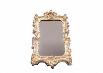 Зеркало литое настольное (Ренессанс), позолоченое с гравюрой в коробке - купить (заказать), узнать цену - Охотничий супермаркет Стрелец г. Екатеринбург