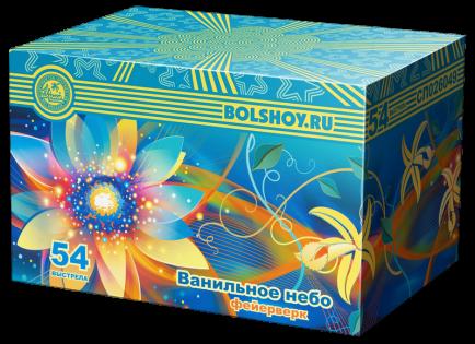 Салют Ванильное небо 3/1-11 - купить (заказать), узнать цену - Охотничий супермаркет Стрелец г. Екатеринбург