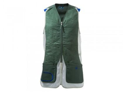 Жилет Beretta DT11 Shooting Vest Green - купить (заказать), узнать цену - Охотничий супермаркет Стрелец г. Екатеринбург