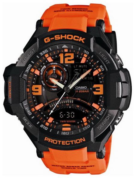 Часы CASIO G-SHOCK GA-1000-4A - купить (заказать), узнать цену - Охотничий супермаркет Стрелец г. Екатеринбург