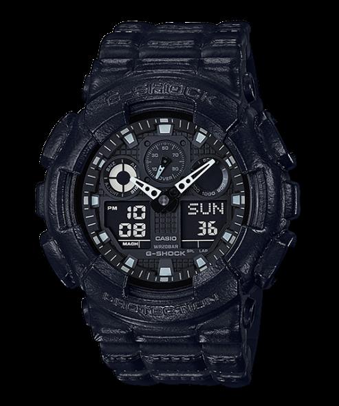 Часы CASIO GA-100BT-1A - купить (заказать), узнать цену - Охотничий супермаркет Стрелец г. Екатеринбург
