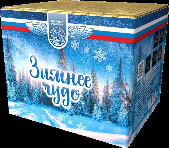 Салют Зимнее чудо 4/1 - купить (заказать), узнать цену - Охотничий супермаркет Стрелец г. Екатеринбург