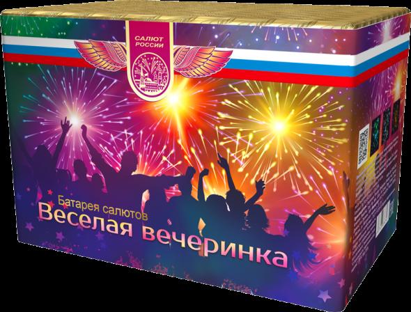 Салют Веселая вечеринка 2/1 - купить (заказать), узнать цену - Охотничий супермаркет Стрелец г. Екатеринбург