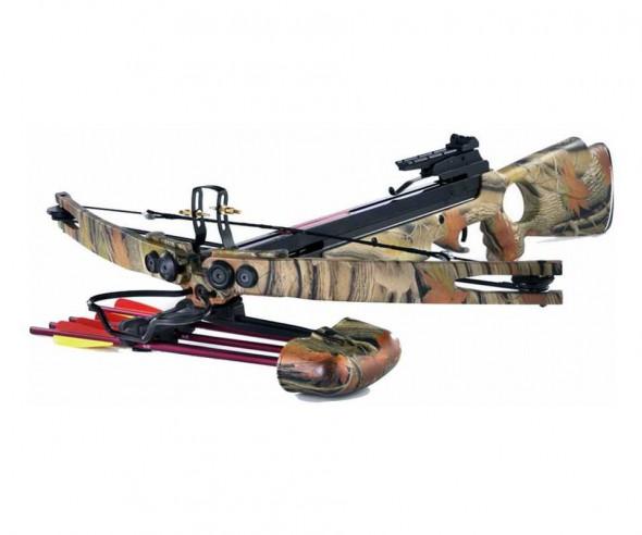 Арбалет блочный Man Kung MK-250 A1AC (2 стрелы) - купить (заказать), узнать цену - Охотничий супермаркет Стрелец г. Екатеринбург