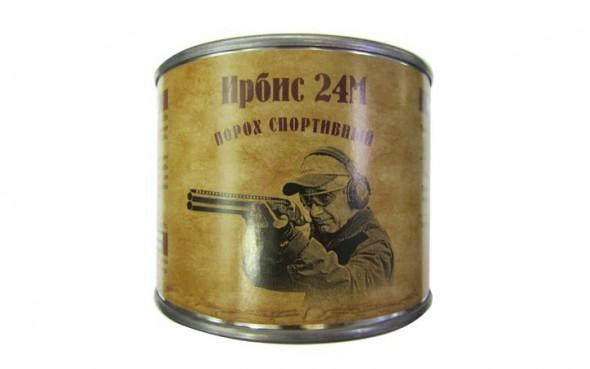 Порох Ирбис-24М (200гр) - купить (заказать), узнать цену - Охотничий супермаркет Стрелец г. Екатеринбург