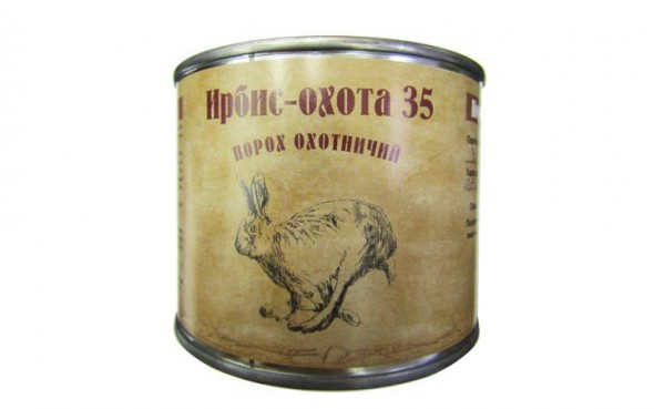 Порох Ирбис-охота 35 (250гр) - купить (заказать), узнать цену - Охотничий супермаркет Стрелец г. Екатеринбург