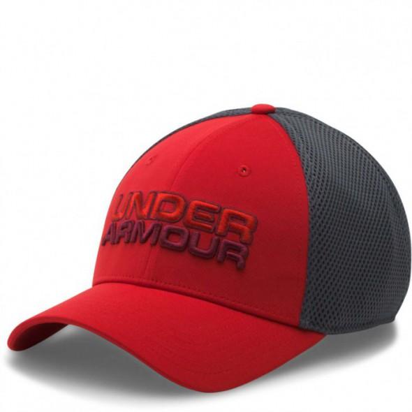 Бейсболка Under Armour Cap 1283150-601 - купить (заказать), узнать цену - Охотничий супермаркет Стрелец г. Екатеринбург