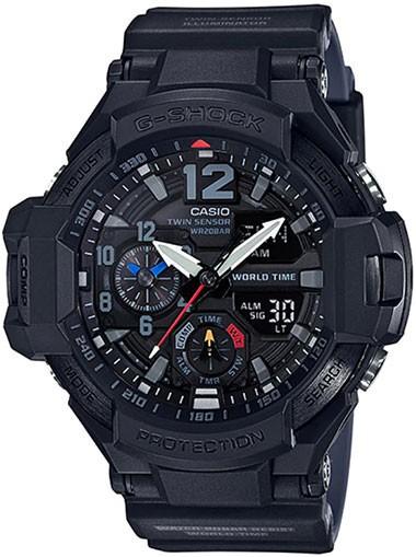 Часы CASIO GA-1100-1A1 - купить (заказать), узнать цену - Охотничий супермаркет Стрелец г. Екатеринбург