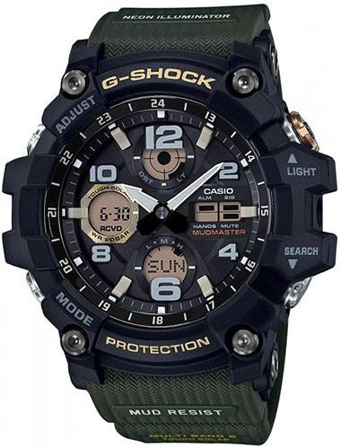 Часы CASIO GWG-100-1A3 - купить (заказать), узнать цену - Охотничий супермаркет Стрелец г. Екатеринбург