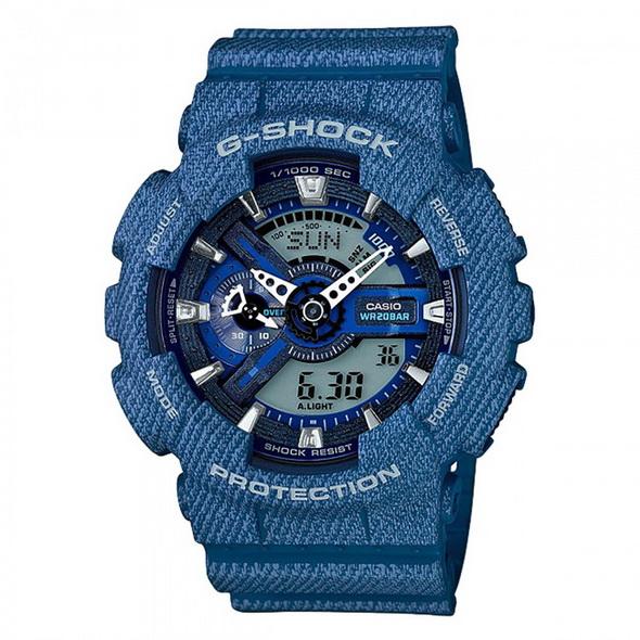 Часы CASIO G-SHOCK GA-110DC-2A - купить (заказать), узнать цену - Охотничий супермаркет Стрелец г. Екатеринбург