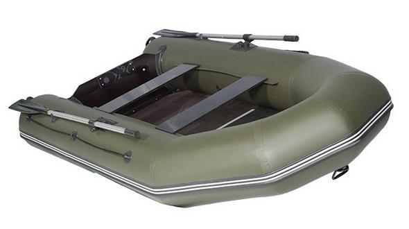Лодка Пилот М-300 зеленая +дно - купить (заказать), узнать цену - Охотничий супермаркет Стрелец г. Екатеринбург