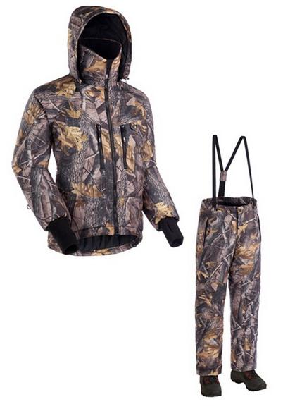 Костюм Bask THL Hunter Real Tree APHD - купить (заказать), узнать цену - Охотничий супермаркет Стрелец г. Екатеринбург