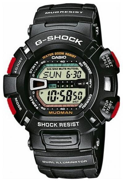 Часы CASIO G-SHOCK G-9000-1V - купить (заказать), узнать цену - Охотничий супермаркет Стрелец г. Екатеринбург