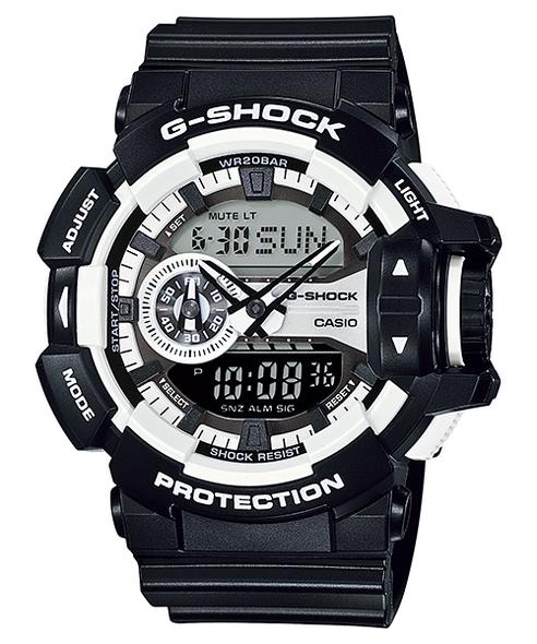 Часы CASIO G-SHOCK GA-400-1A - купить (заказать), узнать цену - Охотничий супермаркет Стрелец г. Екатеринбург