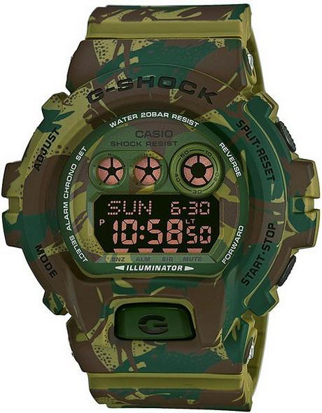 Часы CASIO G-SHOCK GD-X6900MC-3E - купить (заказать), узнать цену - Охотничий супермаркет Стрелец г. Екатеринбург