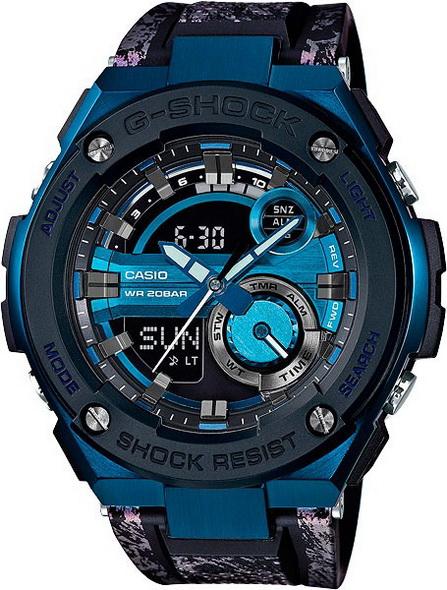 Часы CASIO G-SHOCK GST-200CP-2A - купить (заказать), узнать цену - Охотничий супермаркет Стрелец г. Екатеринбург