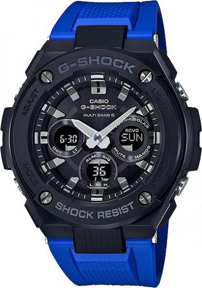 Часы CASIO GST-W300G-2A1 - купить (заказать), узнать цену - Охотничий супермаркет Стрелец г. Екатеринбург