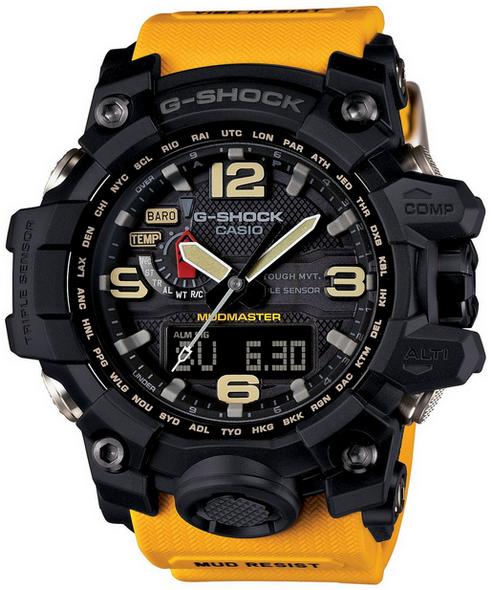 Часы CASIO G-SHOCK GWG-1000-1A9 - купить (заказать), узнать цену - Охотничий супермаркет Стрелец г. Екатеринбург