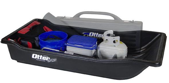 Сани Otter X-Large Sport 165x81 - купить (заказать), узнать цену - Охотничий супермаркет Стрелец г. Екатеринбург