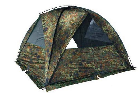 Палатка Mark 66T flecktarn 300х300х195 - купить (заказать), узнать цену - Охотничий супермаркет Стрелец г. Екатеринбург