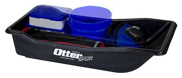 Сани Otter Small Sport 110x55 - купить (заказать), узнать цену - Охотничий супермаркет Стрелец г. Екатеринбург