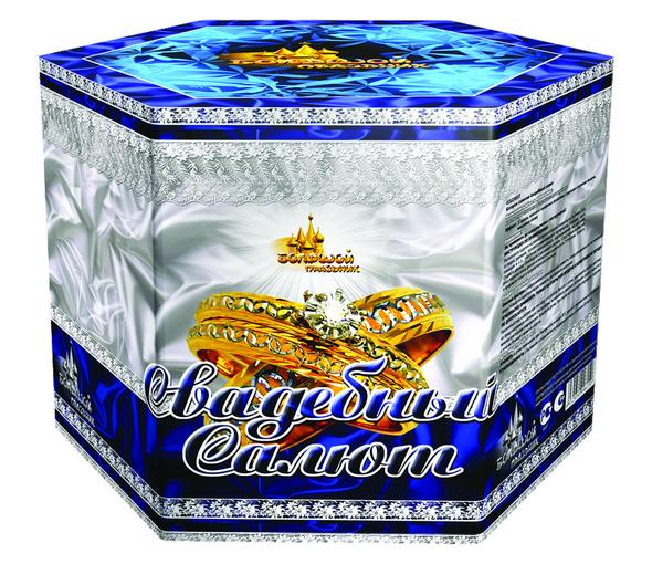 Салют Свадебный салют 4/1 - купить (заказать), узнать цену - Охотничий супермаркет Стрелец г. Екатеринбург