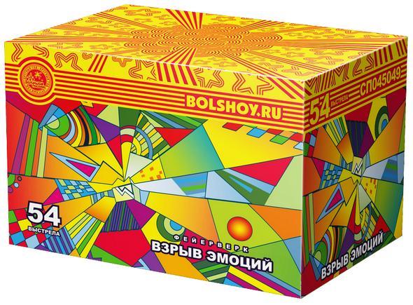 Салют Взрыв эмоций 3/1-11 - купить (заказать), узнать цену - Охотничий супермаркет Стрелец г. Екатеринбург