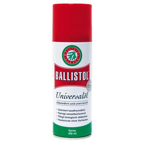 Масло Ballistol spray 400 мл 2181 - купить (заказать), узнать цену - Охотничий супермаркет Стрелец г. Екатеринбург