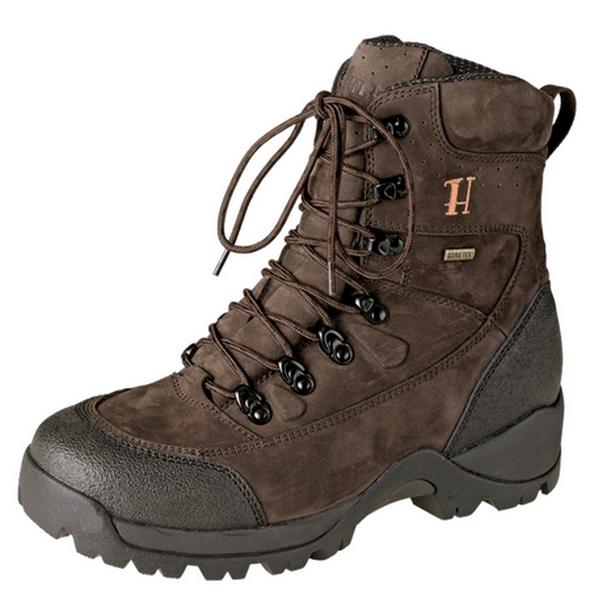 Ботинки Harkila Big Game GTX8 dark brown - купить (заказать), узнать цену - Охотничий супермаркет Стрелец г. Екатеринбург